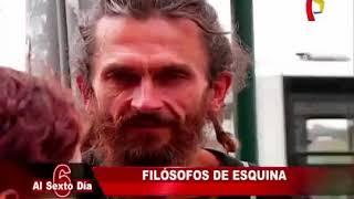 FILÓSOFOS DE ESQUINA, ENTREVISTA EN AL SEXTO DÍA SOBRE CICLISTAS VEGANOS