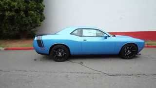 2015 Dodge Challenger R/T Scat Pack | Blue Pearl | FH900610 | Redmond | Seattle
