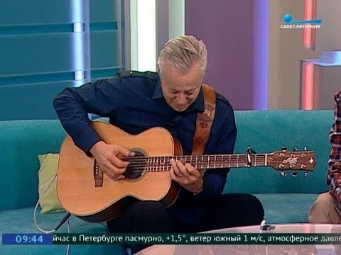 Tommy Emmanuel - TV Show In Russia Mp3