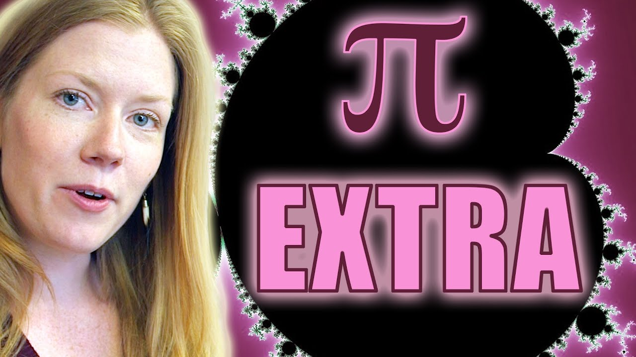Pi and Mandelbrot (extra footage)