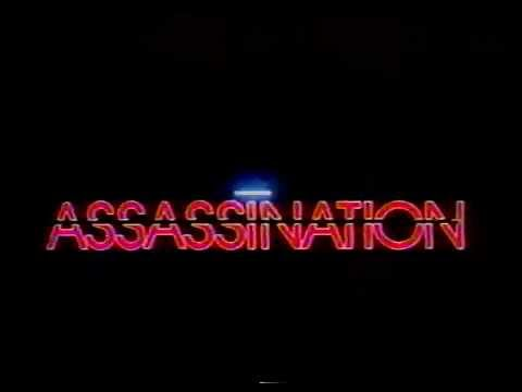 Bronson in Assassination 1987 TV spot