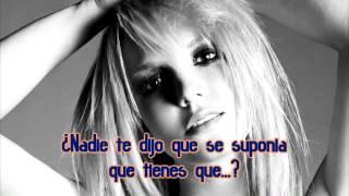 Britney Spears ~ Unusual You (Sub. Español)