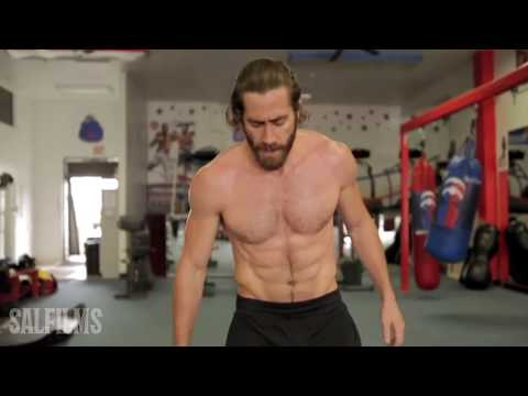 "Jake Gyllenhaal ""Walk It, Talk It"" Southpaw Mix"