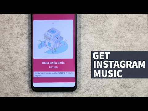 Instagram Music Isn't Available in Your Region? Let's Fix It