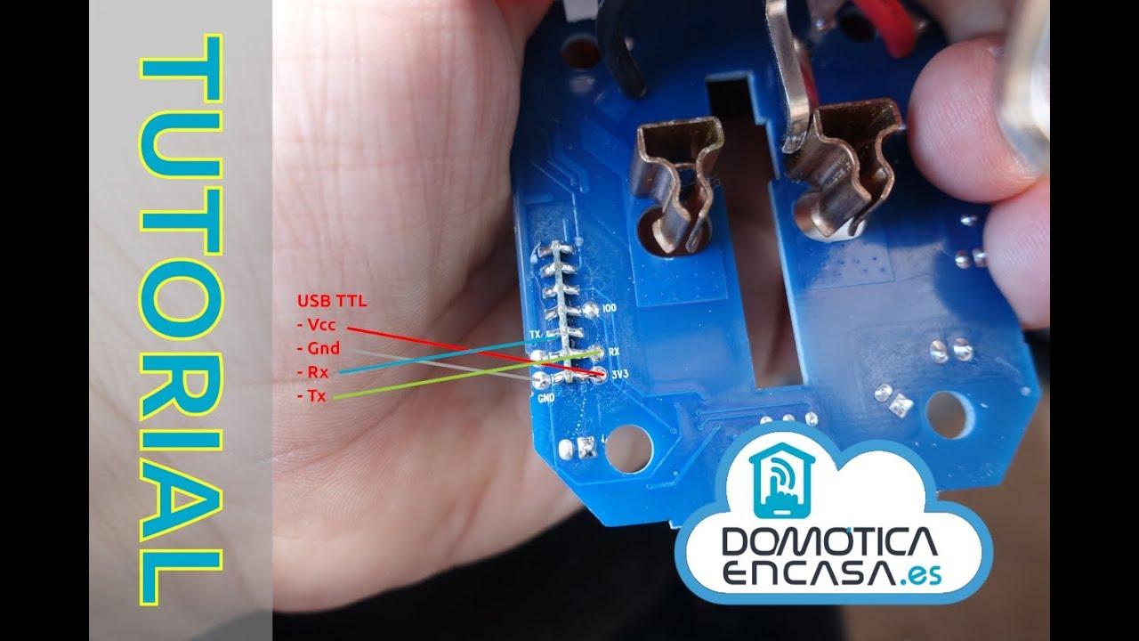 Hack BlitzWolf SHP2 para flashear Tasmota para integrar en Home Assistant -  Domoticaencasa es