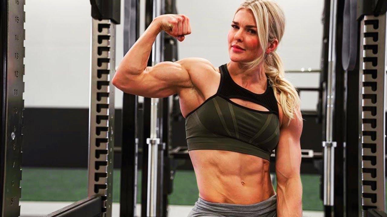 Brooke Ence - Workout Motivation 2018