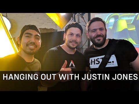 Chatting with DP Justin Jones at Aputure FLEX Sydney 2019 Masterclass