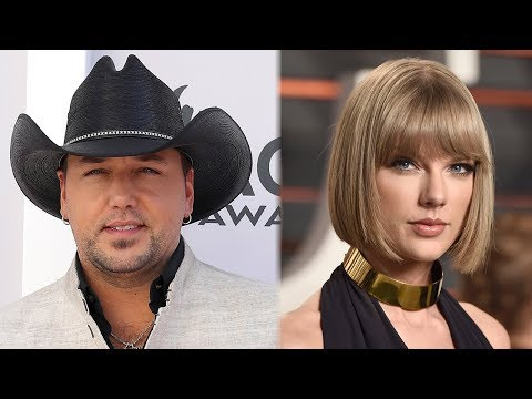 Jason Aldean, Taylor Swift & More Celebs React To Vegas Shooting