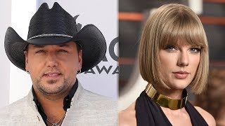 Jason Aldean, Taylor Swift & More Celebs React To Vegas Shooting