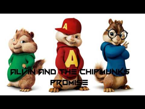 Kid Ink ft Fetty Wap Promise Alvin And Chipmunks Version