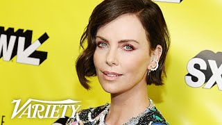 Charlize Theron On Her 'Long Shot' Political Character