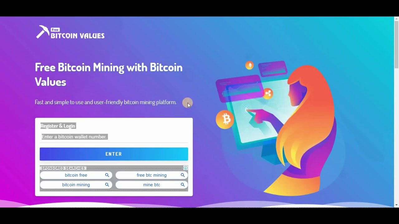 3 July 2019  Free bitcoin mining get $3900 free fast mining without any  investment