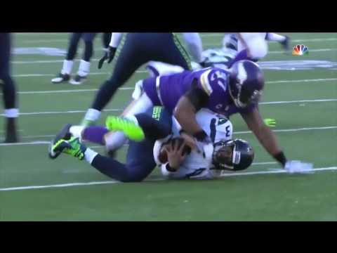 Seahawks vs. Vikings | NFC Wild Card Highlights | NFL