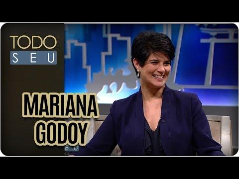 Mariana Godoy - Todo Seu (29/08/17)