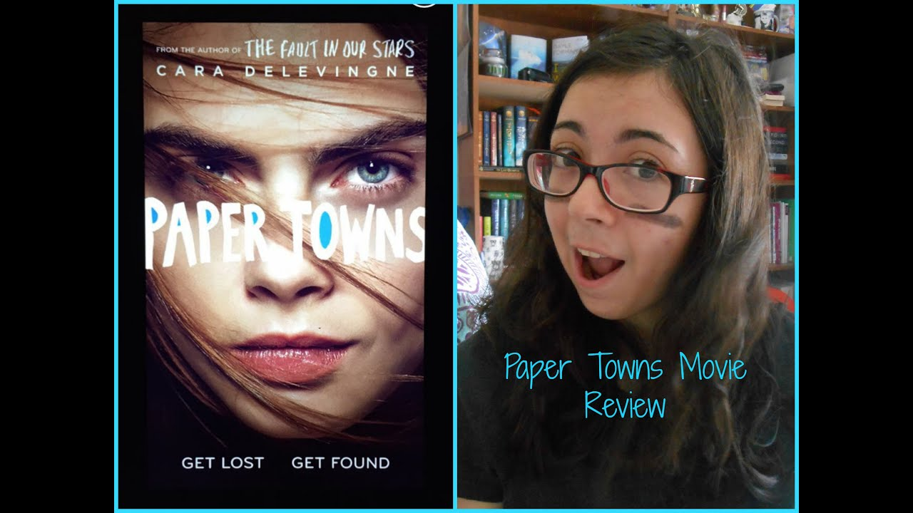 Paper towns movie release date in Sydney