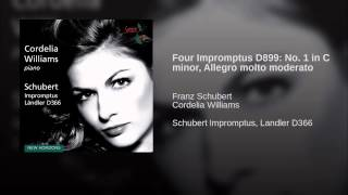 Four Impromptus D899: No. 1 in C minor, Allegro molto moderato