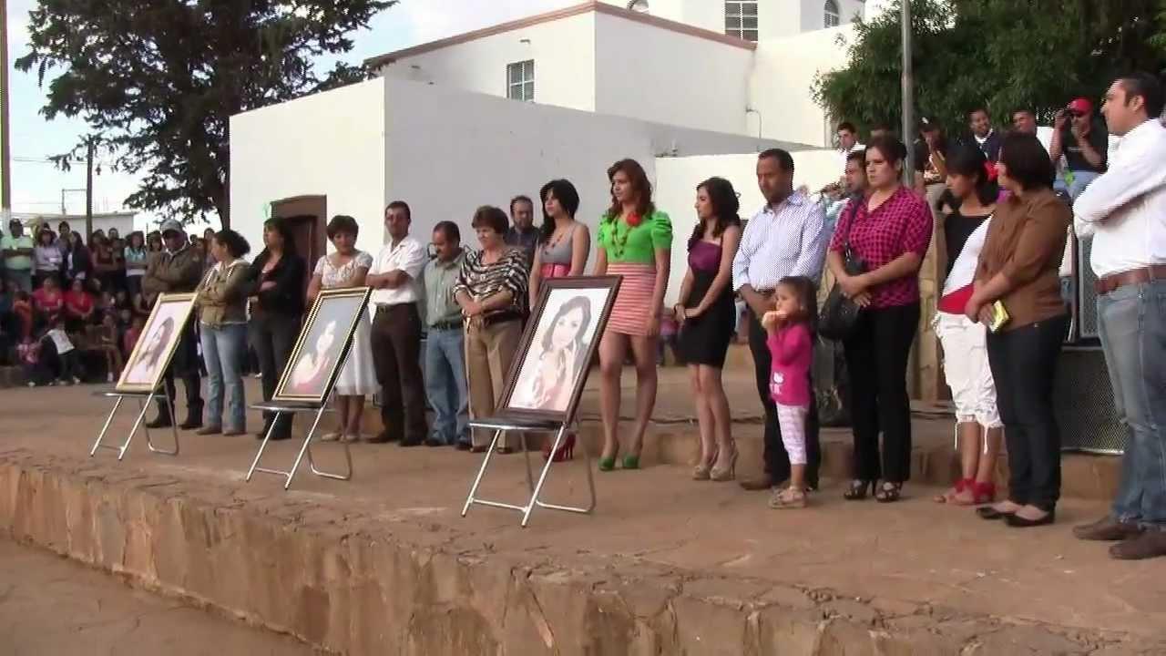 candidatas hacienda nueva 2012