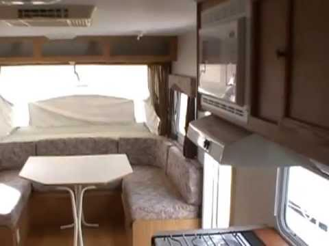 Sold 2003 Coyote 23 Hybrid Expandable 23 Youtube