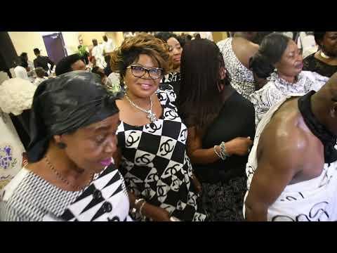 KOKOROKOO - Ghana In Toronto - Onasis's Mothers Thanksgiving Party