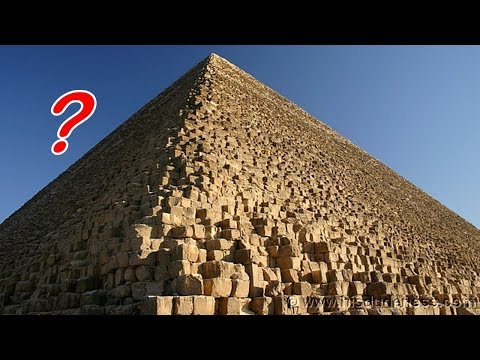 Great Pyramid of Giza: Textbooks DEBUNKED - Lost Ancient Technology Pyramids of Egypt