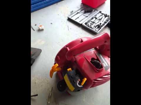 Best Homelite Blower Repair Video