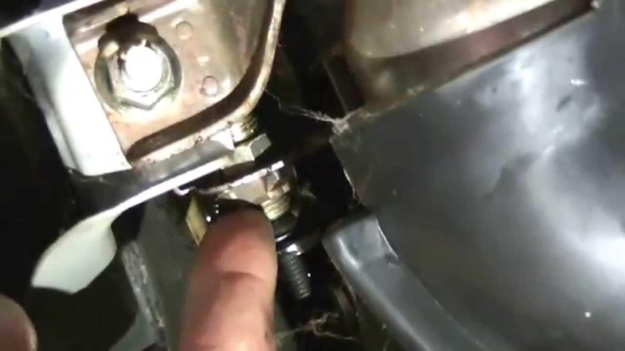 Brake Lights Dont Turn Off