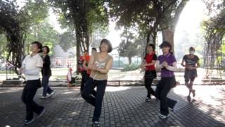 Gongxi Da Jia Guo Xin Nian 恭喜大家過新年 - line dance (BM Leong)