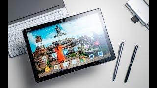 مزايا وعيوب الجهاز اللوحي Huawei MediaPad M5 Lite