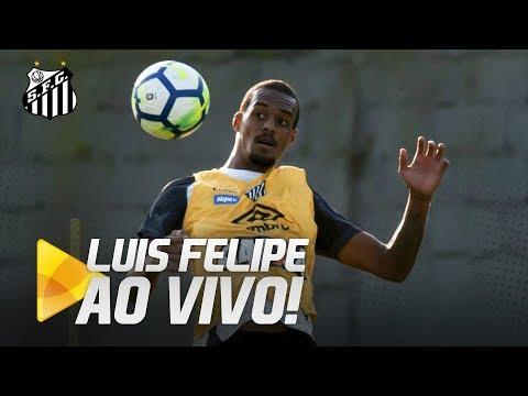 Luiz Felipe | COLETIVA AO VIVO (06/08/18)