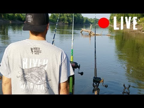 PRESPAWN PRE-STORM CATFISHING ON THE MINNESOTA RIVER from YouTube · High Definition · Duration:  2 minutes 51 seconds  · 963 views · uploaded on 6/13/2016 · uploaded by River Rat Outdoors