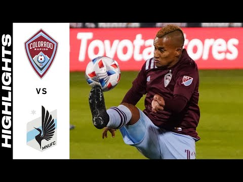 Colorado Minnesota Goals And Highlights