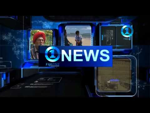 FIJI ONE NEWS 120717