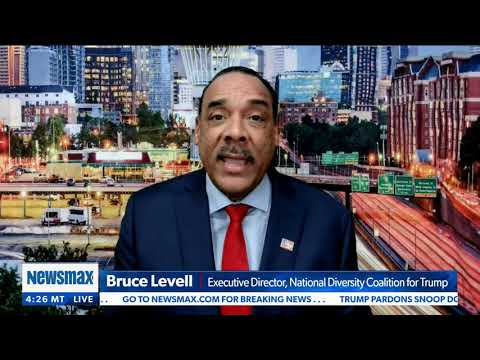 Bruce LeVell NEWSMAX TV 1-19-21 Sean Spicer Part 1