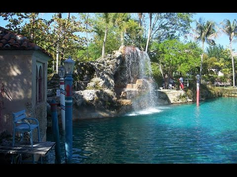 The Venetian Pool in Florida: America's Largest Freshwater Swimming Pool