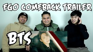 Gambar cover BTS (방탄소년단) MAP OF THE SOUL : 7 'Outro : Ego' Comeback Trailer | REACTION