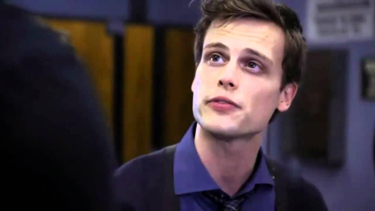 Morgan called Reid 'Pretty Boy' again  (Criminal Minds 6 19)