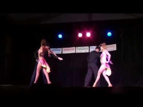 LatinDanceShowcaseWoodford2012
