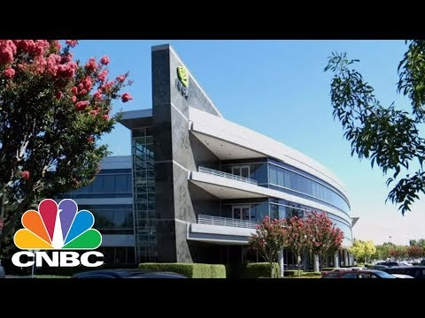 Red-Hot Nvidia Gets Its Most Bullish Wall Street Call Yet Due To A.I. | CNBC