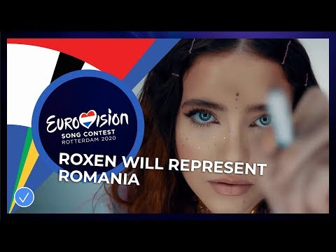 Roxen will represent Romania at the Eurovision Song Contest 2020