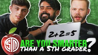 TSM R6 ARE YOU SMARTER THAN A 5TH GRADER CHALLENGE • EP 2 • TSM RAINBOW SIX SIEGE
