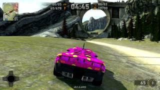 Carmageddon: Reincarnation Countryslide gameplay [1080p]