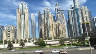 Dubai Marina Metro Station