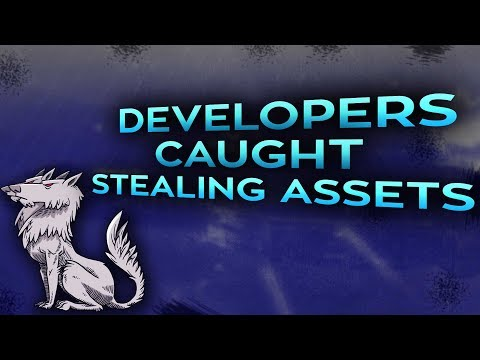 Developers caught stealing assets