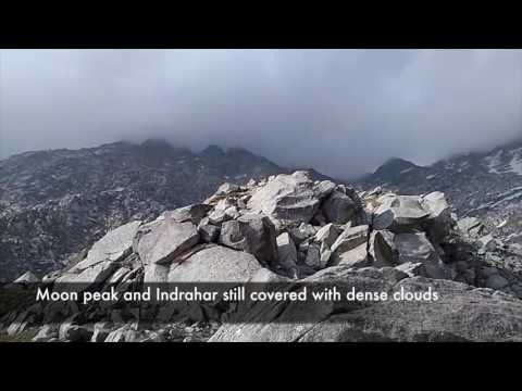 Triund - Snowline Cafe - Lahesh Cave - Indrahar Pass - Indrahar Top Trek - Expedition #3