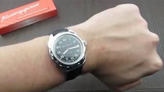 видео Часы Восток Командирские м-439878 купить. Официальная гарантия. Отзывы покупателей.