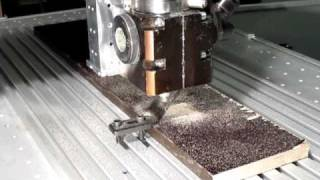 3-axis DIY high speed milling machine - part 1