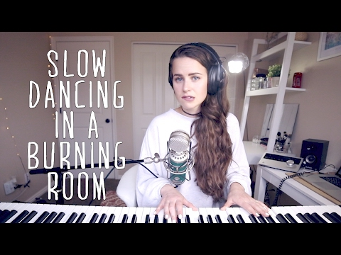 Slow Dancing in a Burning Room - John Mayer || Kenzie Nimmo Cover