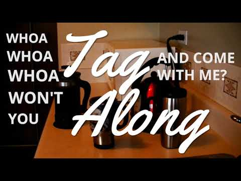 Double Double - Tag Along (Lyric Video)