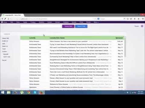 How to fix Temporary error 14 in yahoo mail