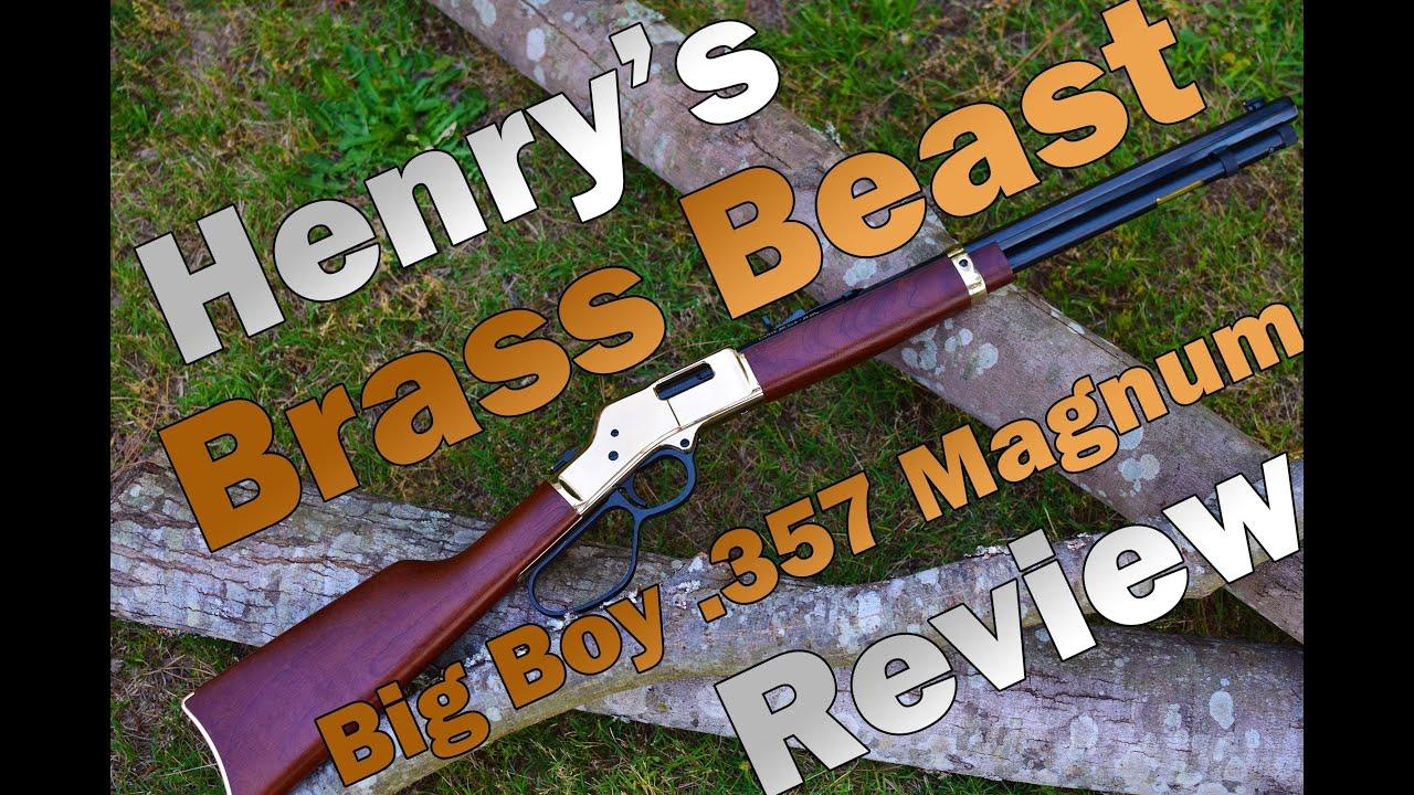 Henry Big Boy .357 Magnum Review - Guns.com